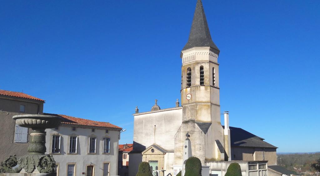 Église de Dourgne