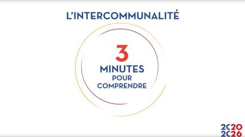 L'intercommunalité expliquée en vidéo