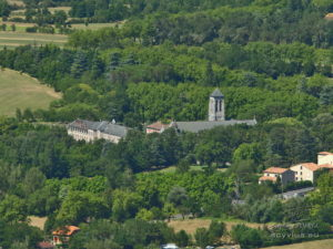 Abbaye En-Calcat à Dourgne