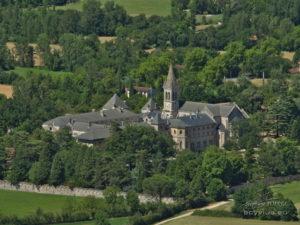 Abbaye Sainte-Scholastique à Dourgne