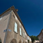 Avenue du maquis à Dourgne