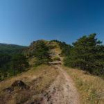 Randonnée à Saint-Stapin