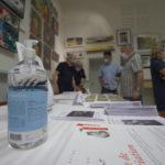 Exposition d'artistes et artisans de Dourgne