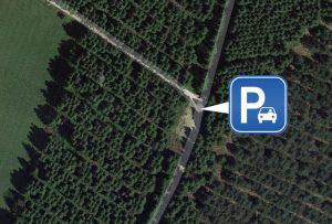 Parking P1 La Capelette (détail)