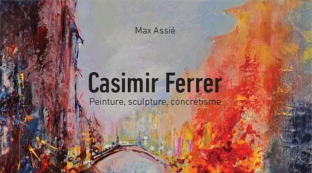 Dédicace Casimir FERRER le 14/08/2021