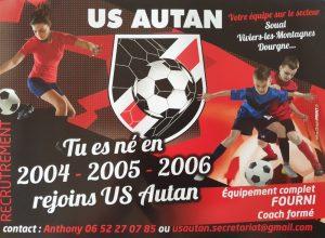Football US Autan