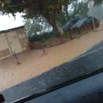 Pluies à Dourgne