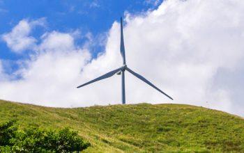Projet parc à éoliennes